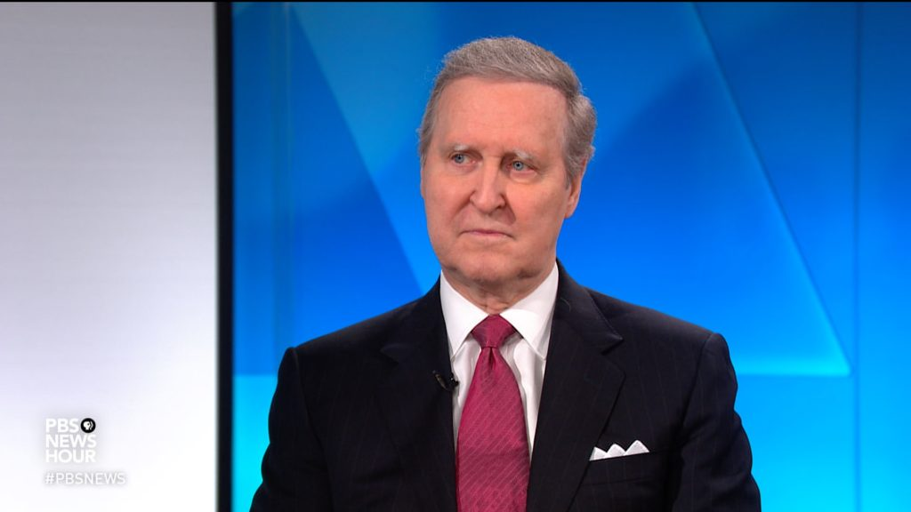 Former Defense Sec. William Cohen on partisanship and impeachment evidence