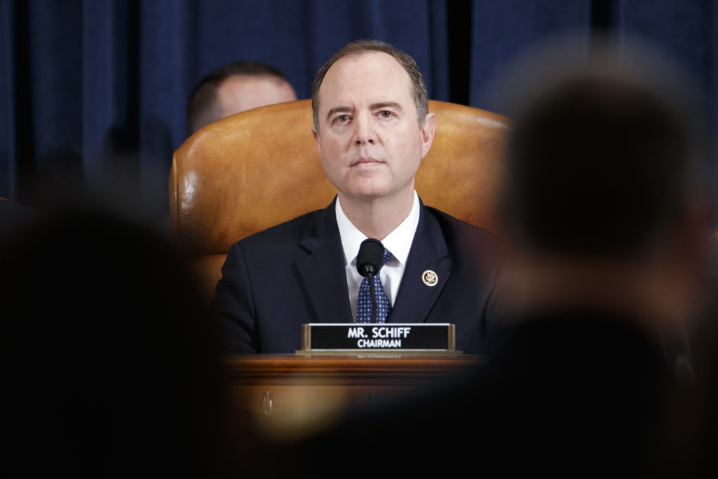 What it means to be the face of impeachment for Rep. Adam Schiff