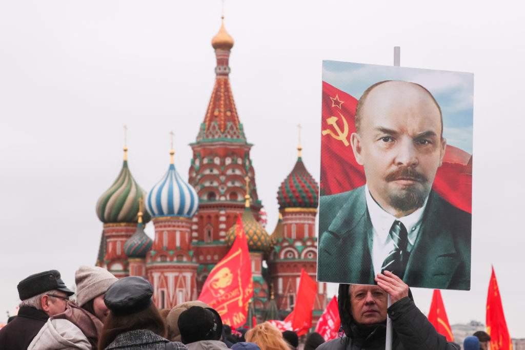 How the quest to preserve Lenin's body helps the living | PBS NewsHour