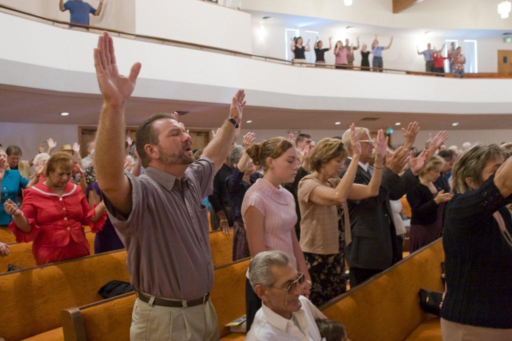 Trump wins white evangelicals but Catholics are split, AP survey finds