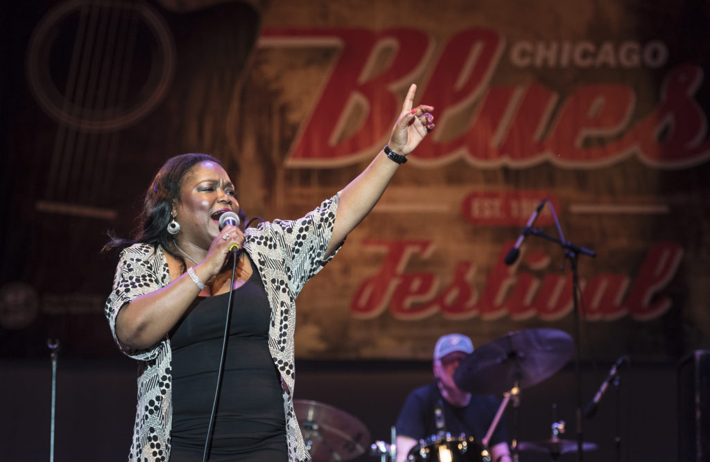 Shemekia Copeland: a new-generation 'Queen of the Blues'