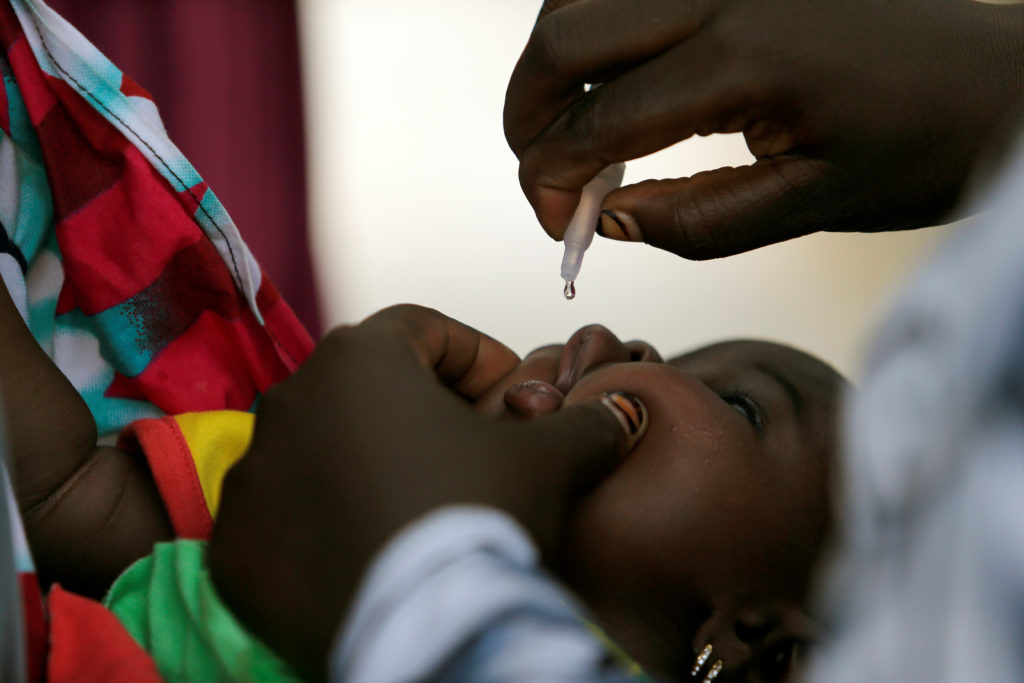 Nigeria hits polio milestone as the world eyes eradication