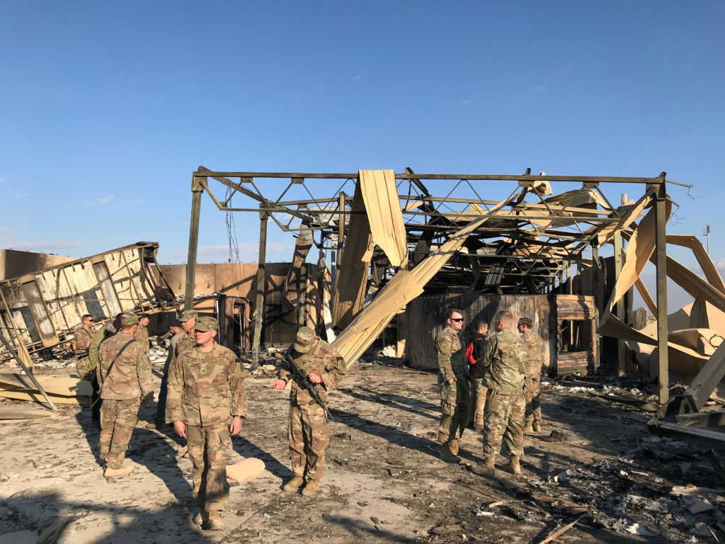 23 more U.S. troops were injured in Iran attack than previously reported, Pentagon says