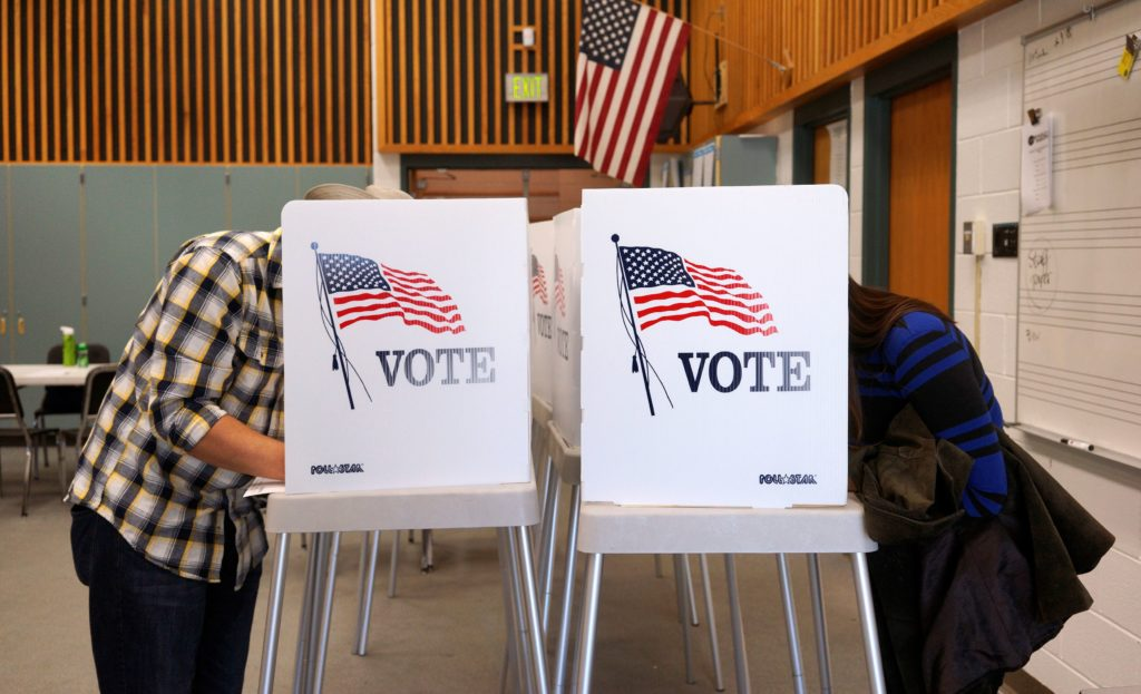 Social media disinformation leads election security concerns, poll finds