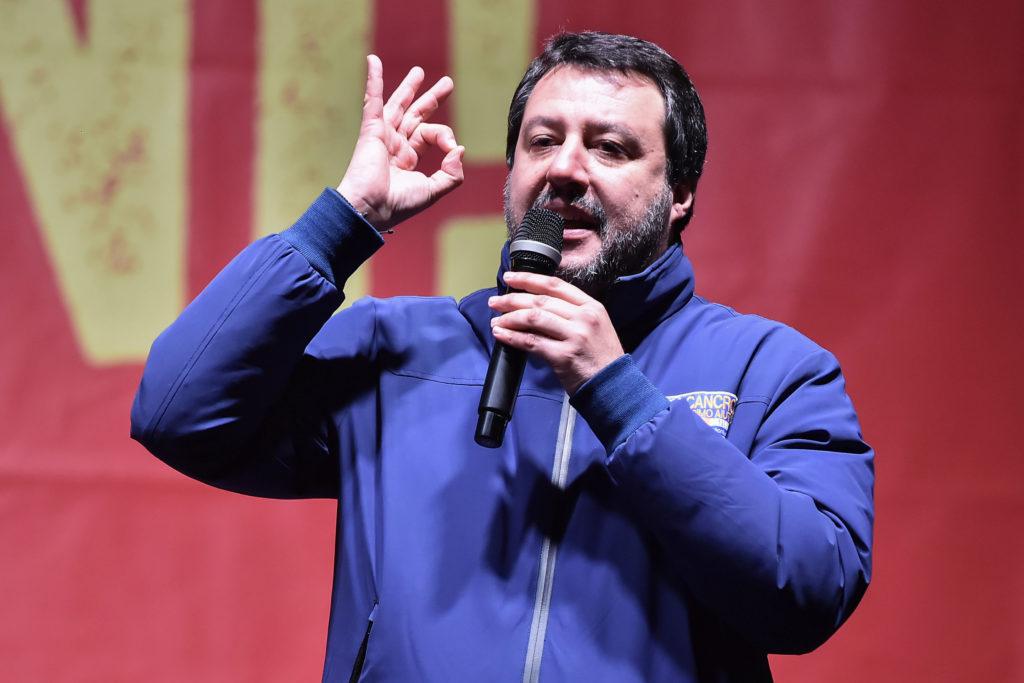 Italians vote in 2 regions; Salvini eyes return to power