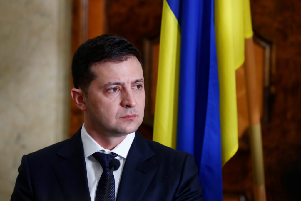 Ukraine stuck in a tug-of-war between Russia and the West