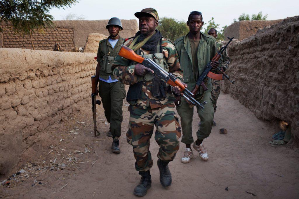 19 killed in attack on Mali army base near Mauritania border