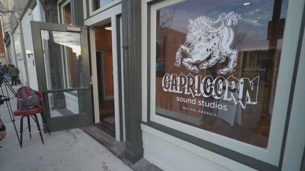 How a revitalized recording studio is bringing Georgia's Macon into the spotlight