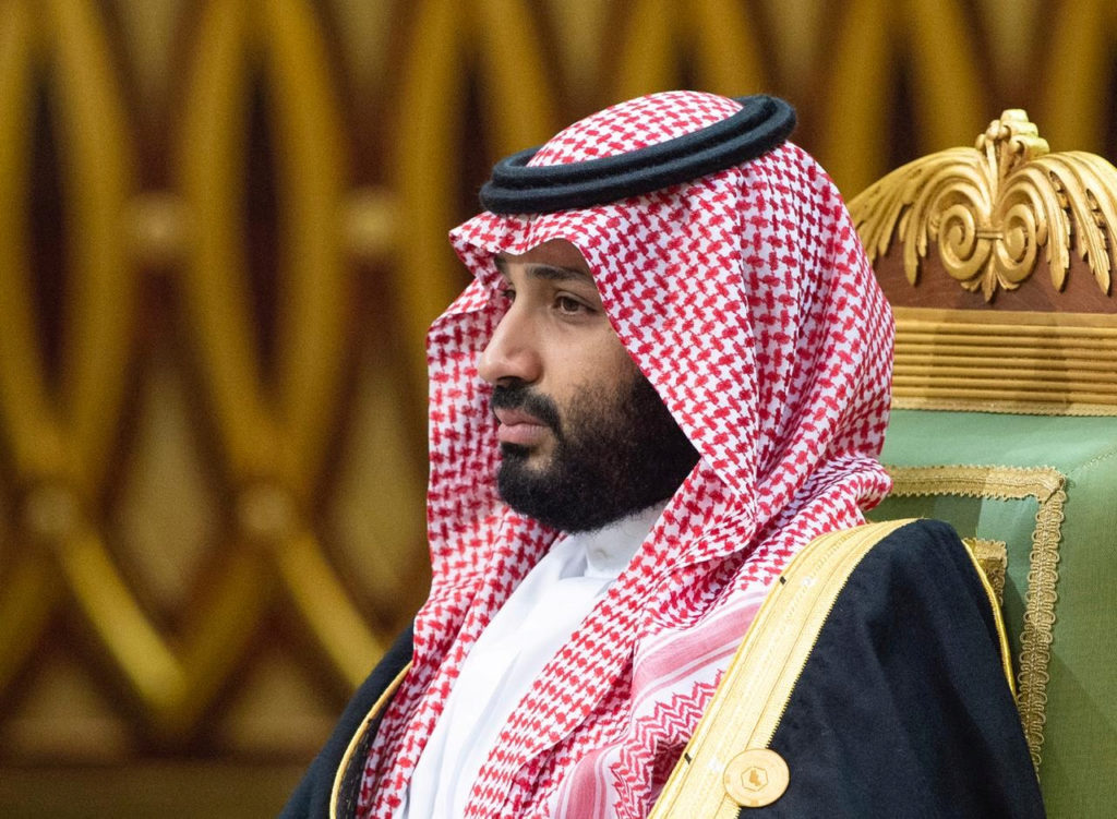 U.S. implicates Saudi crown prince in Khashoggi's killing