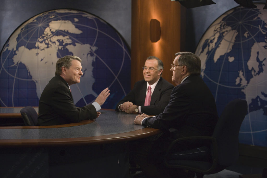 The NewsHour family remembers Jim Lehrer