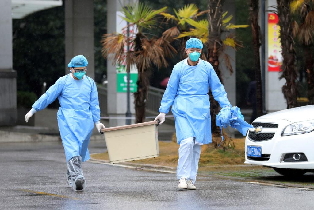 News Wrap: China's viral pneumonia spreads to the U.S.