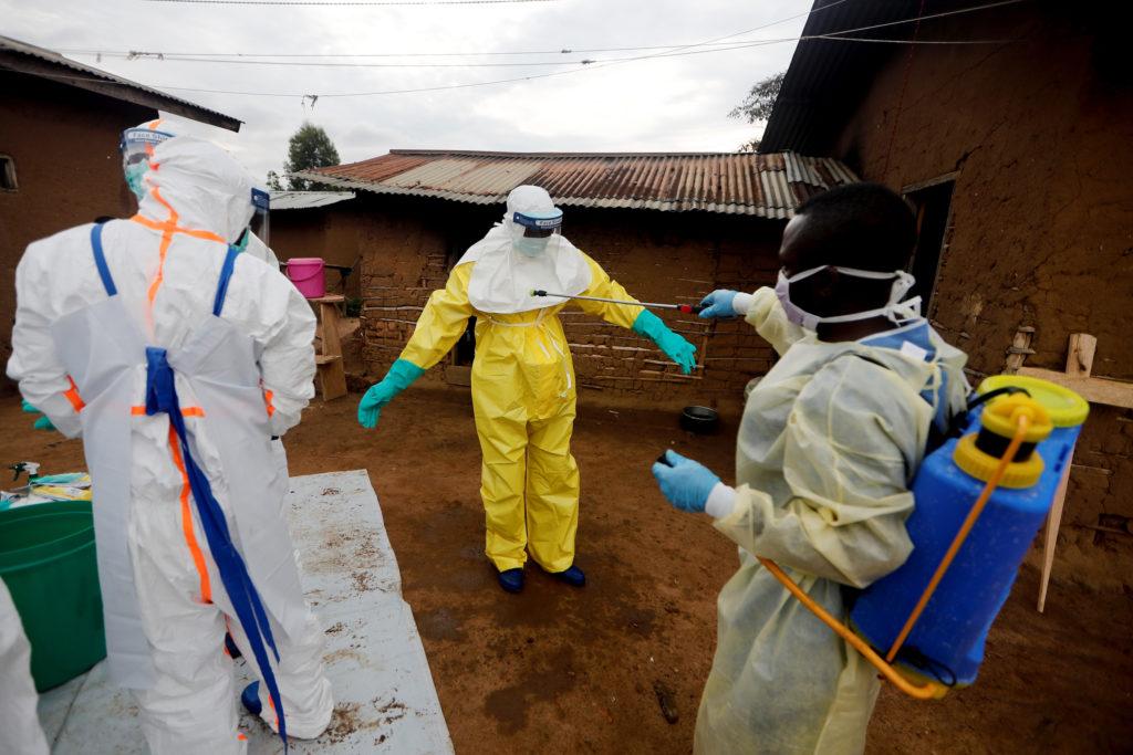 Despite outbreak, Ebola treatment and vaccine represent 'resounding scientific success'