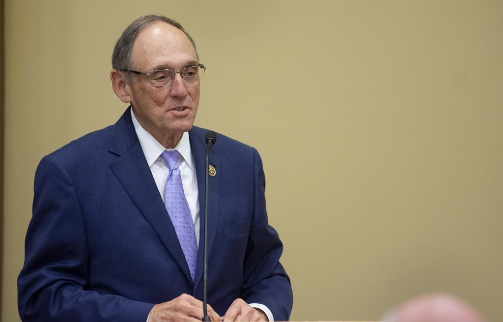 U.S. Rep. Phil Roe plans to retire after serving for 11 years. Photo by Tennessee Valley Corridor Summit 2018 Congressman Phil Roe Oak Ridge via Wikimedia Commons