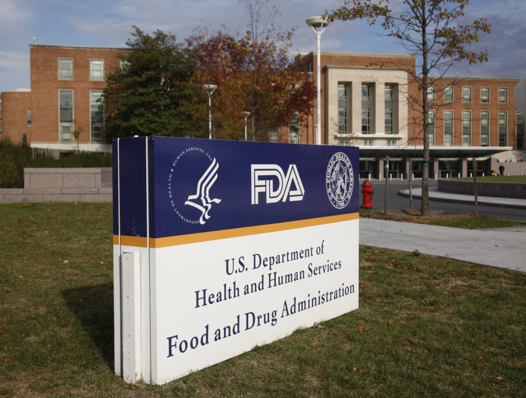 The headquarters of the U.S. Food and Drug Administration (FDA) is shown in Silver Spring, Maryland, November 4, 2009. Pho...