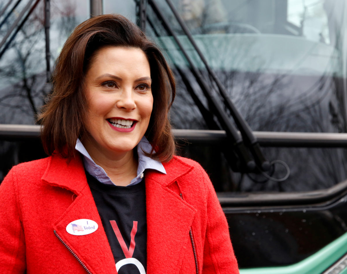 Watch Gov Gretchen Whitmer Delivers The Democratic Response To The State Of The Union Pbs Newshour
