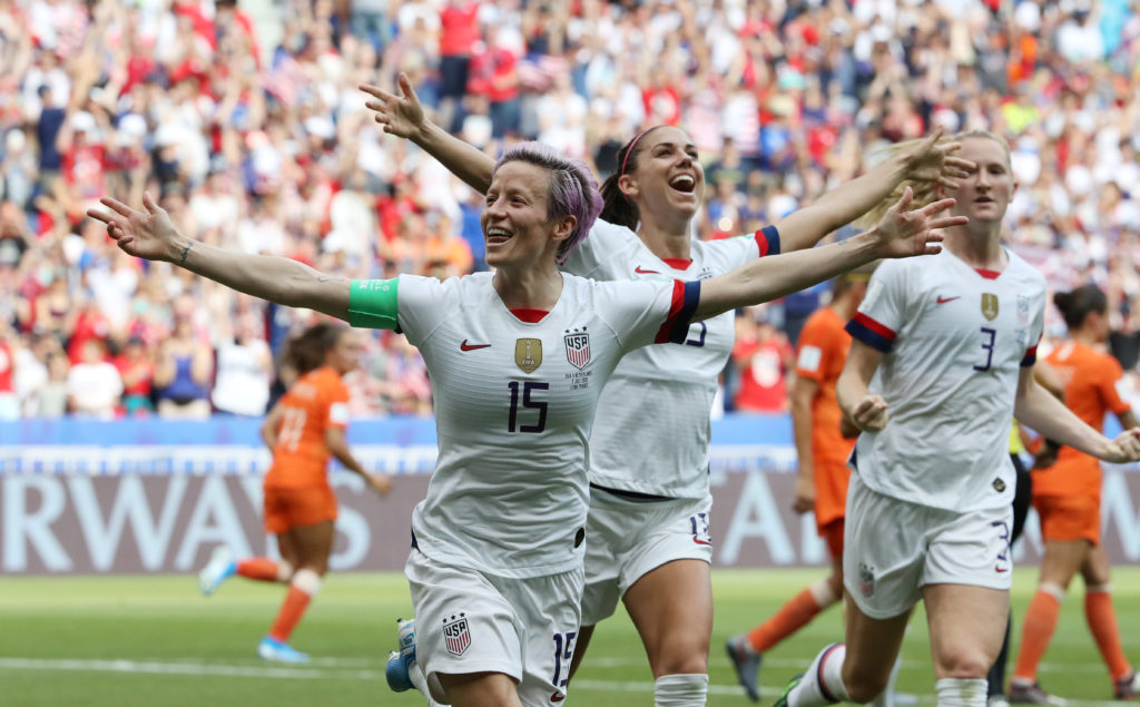 U.S. women's soccer team seeks $66 million in damages