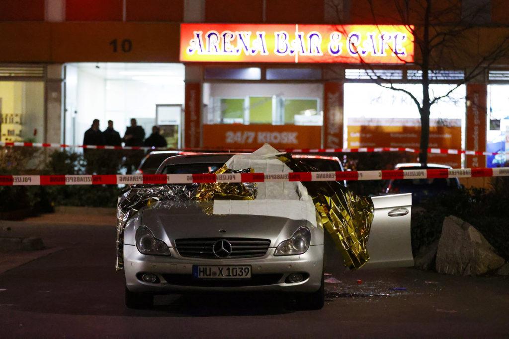 Police say 8 killed in shootings in the German city of Hanau
