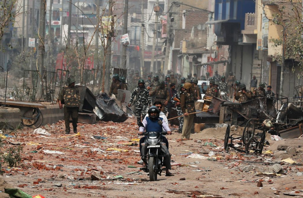 Death toll rises to 24 from Delhi riots during Trump trip