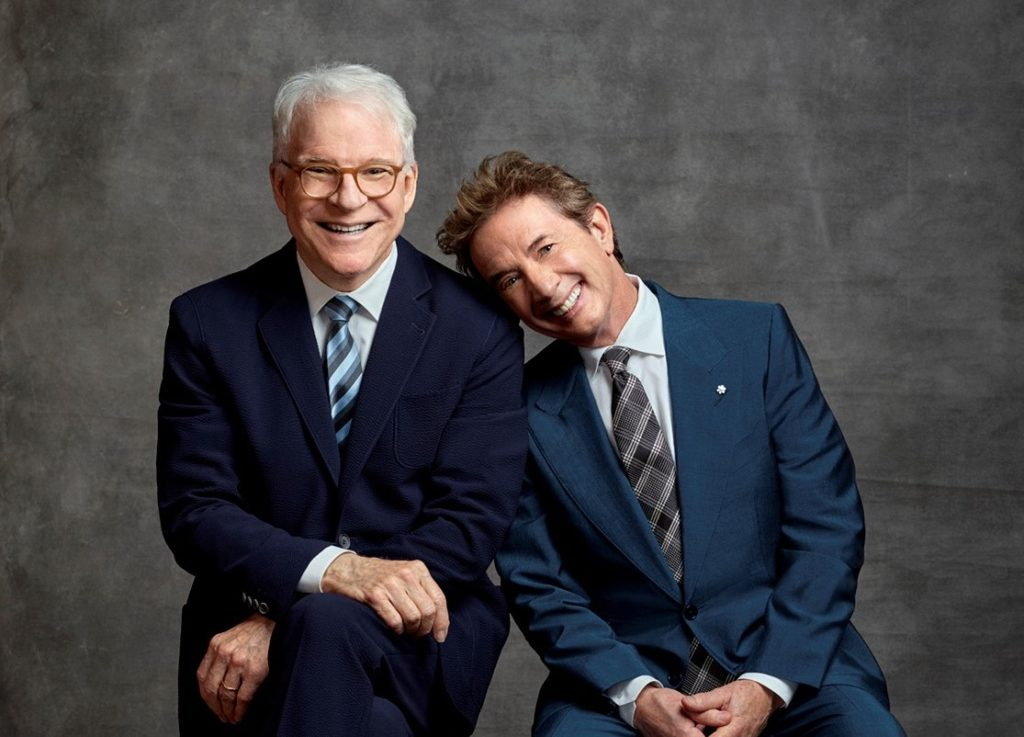 The enduring and spectacular friendship of Steve Martin and Martin Short