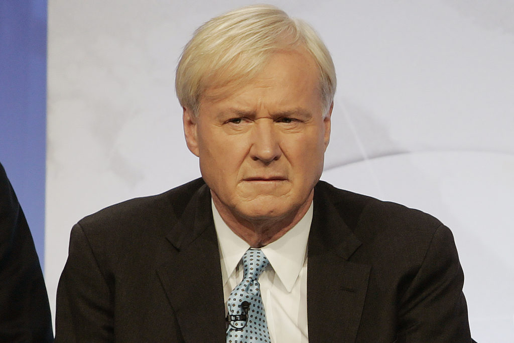 Chris Matthews retires from MSNBC, cites comments to women | PBS ...
