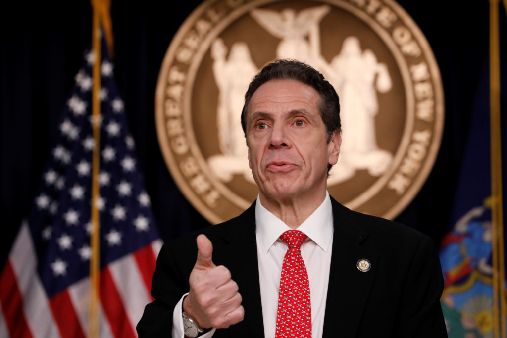 Cuomo to sign order allowing for ventilators to be taken from private companies