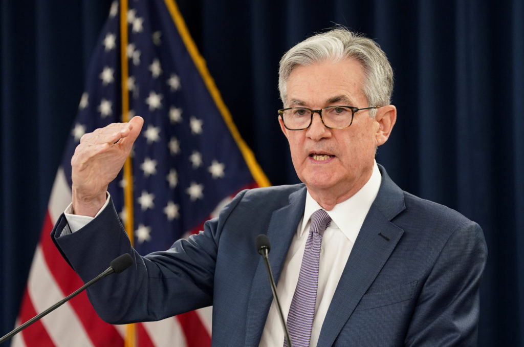 WATCH: Powell says Fed will soon begin 'challenging' Main Street lending