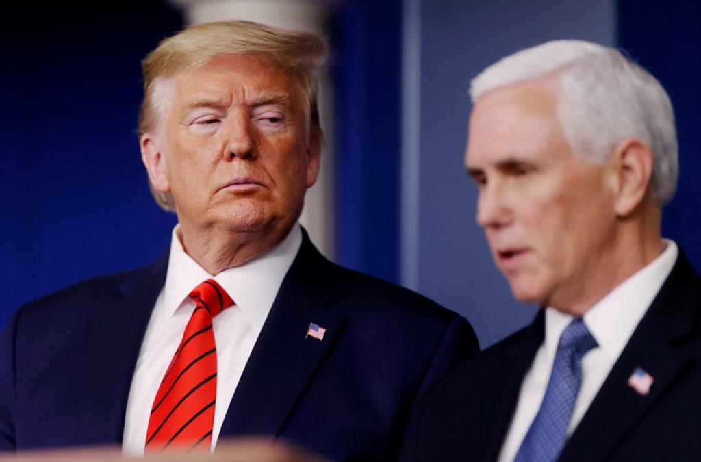 Trump Appears To Waffle On Shutdown As Congress Pursues Aid Pbs Newshour