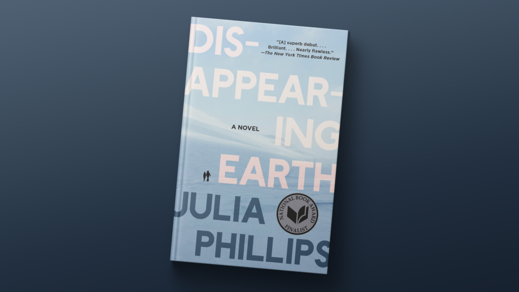 'Disappearing Earth' is our April book club pick