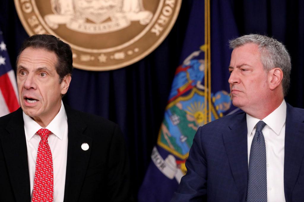 Governor: NYC schools to close Monday to fight coronavirus