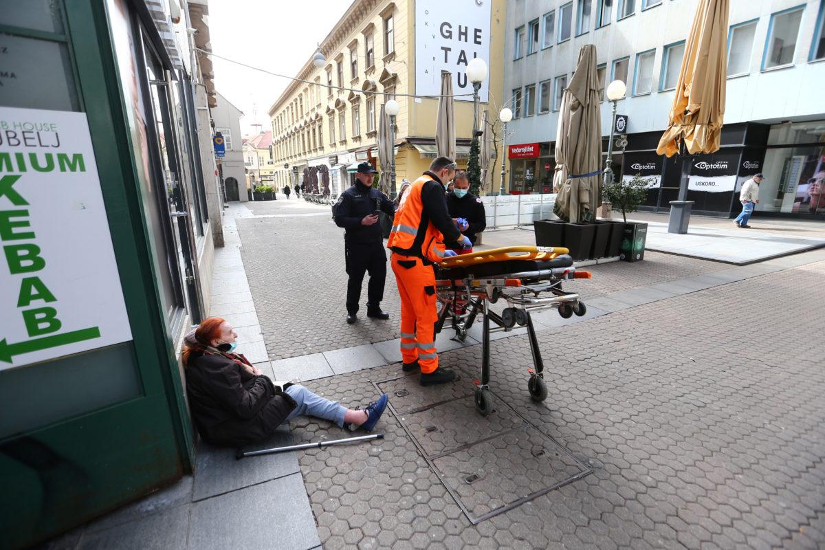 Croatia Quake Injures 17 Amid Partial Coronavirus Lockdown Pbs Newshour Weekend