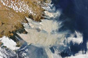 Fires and Smoke Engulf Southeastern Australia.