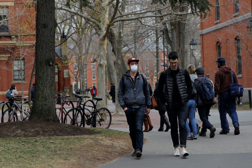 Why UVA joined scores of other colleges in asking students to stay off campus