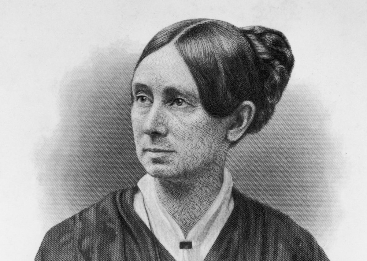 Dorothea Dix's tireless fight to end inhumane treatment for mental ...