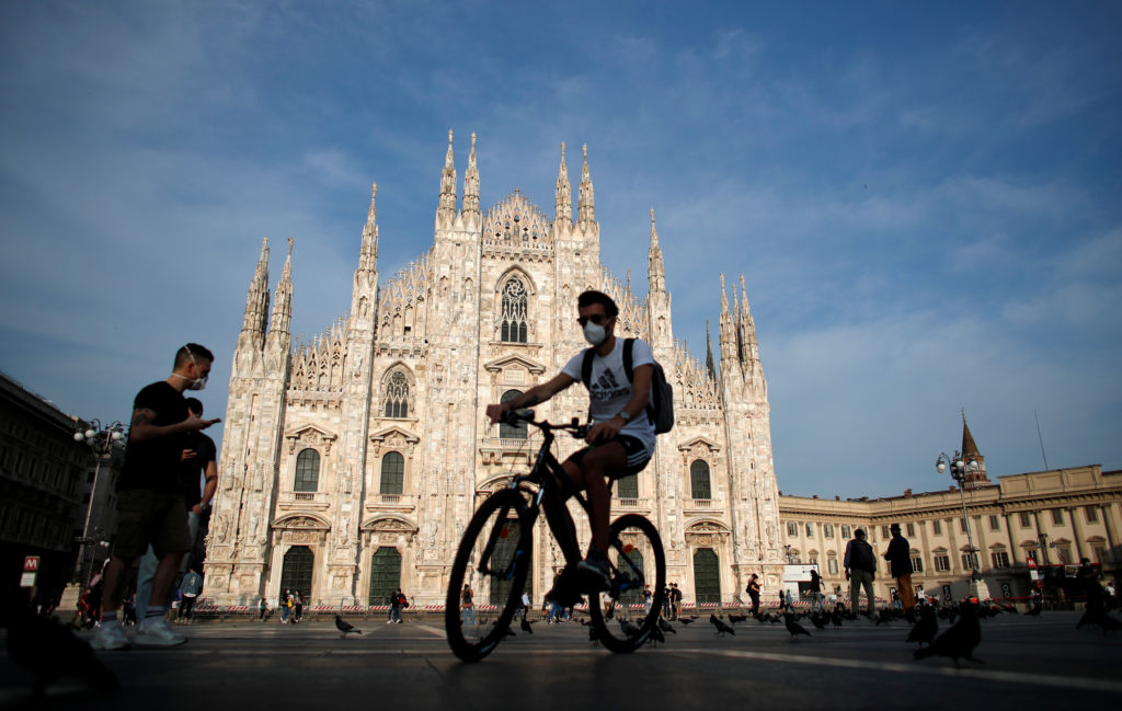 Italy requires COVID-19 pass for all workers from Oct. 15