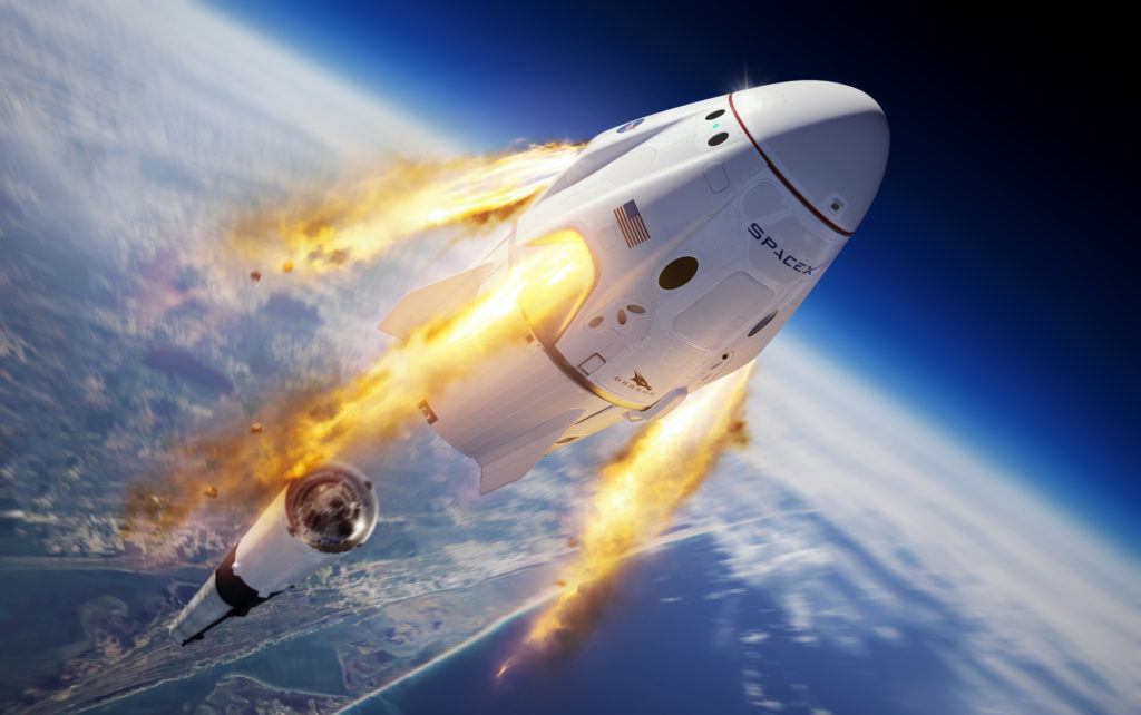 SpaceX's Historic NASA Mission