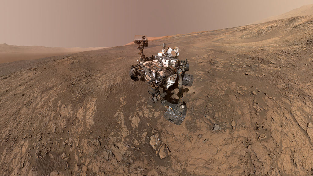 NASA monitors Mars mission 'remotely' during the pandemic