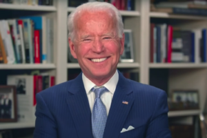 Biden holds virtual town hall after Sanders suspends campaign
