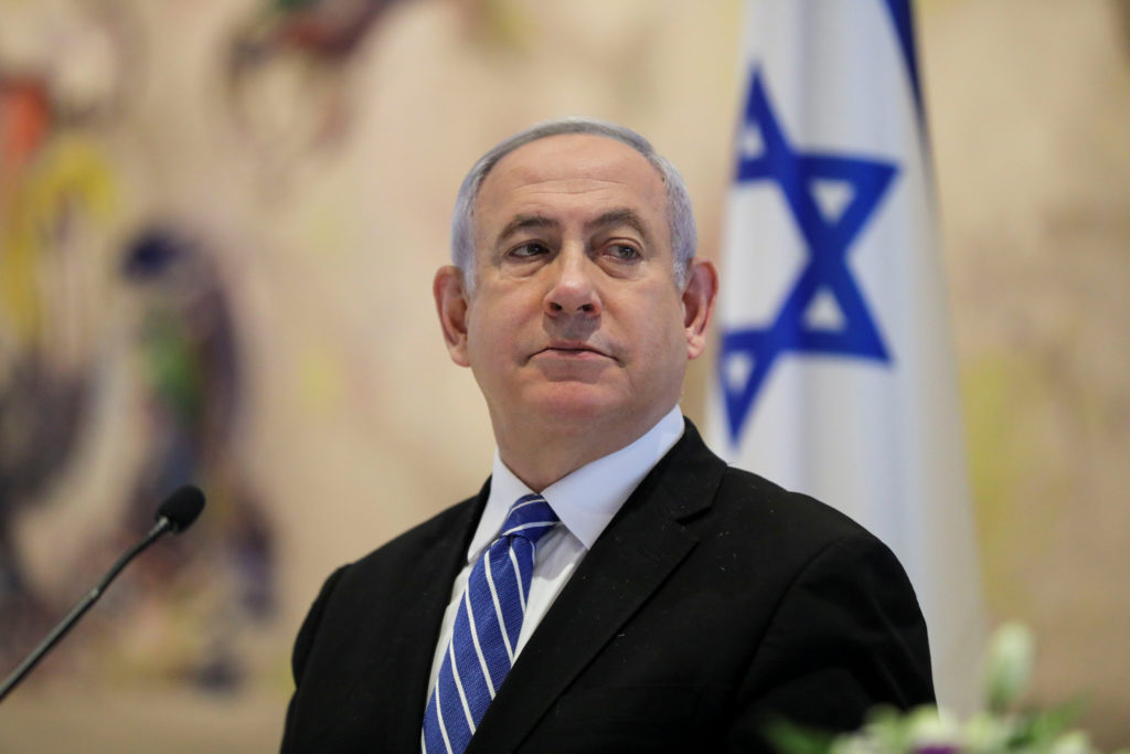 Israeli leader vows to push ahead with West Bank annexation