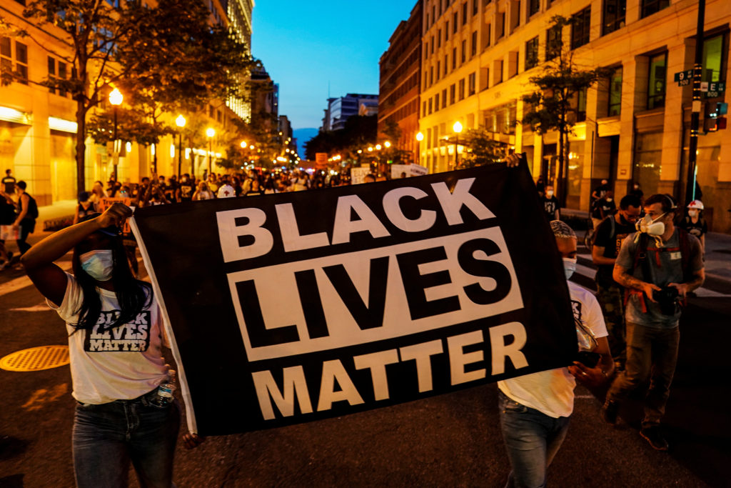 For immigrants, marching with Black Lives Matter has risks   PBS NewsHour