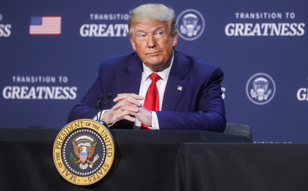 Trump reschedules campaign rally after Juneteenth uproar