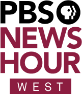 PBS NewsHour West Logo