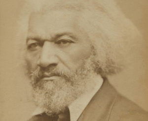 Formerly enslaved abolitionist Frederick Douglass is seen in this image taken in Boston in 1876. Photo by George Kendall Warren/National Portrait Gallery/Smithsonian Institution via REUTERS.