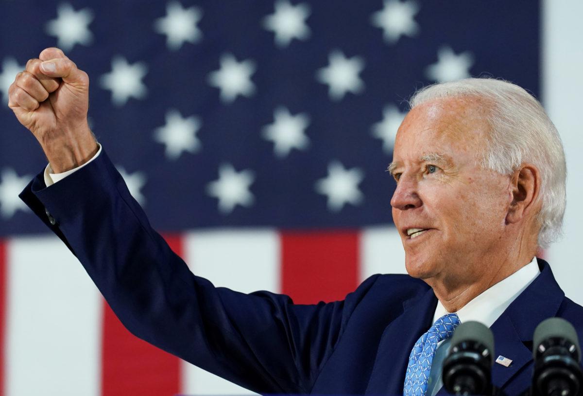 WATCH: Biden accepts Democratic presidential nomination, vows to ...