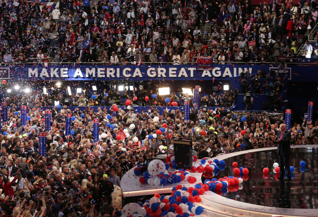 Republicans scale back August convention in Jacksonville