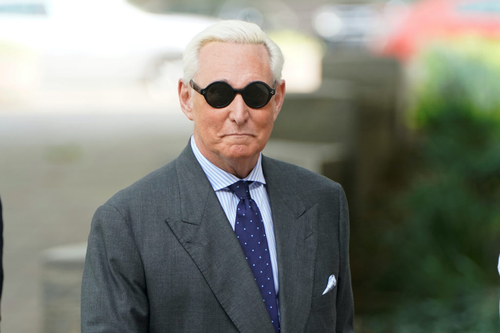 Why Trump's commutation of Roger Stone is 'highly unusual'