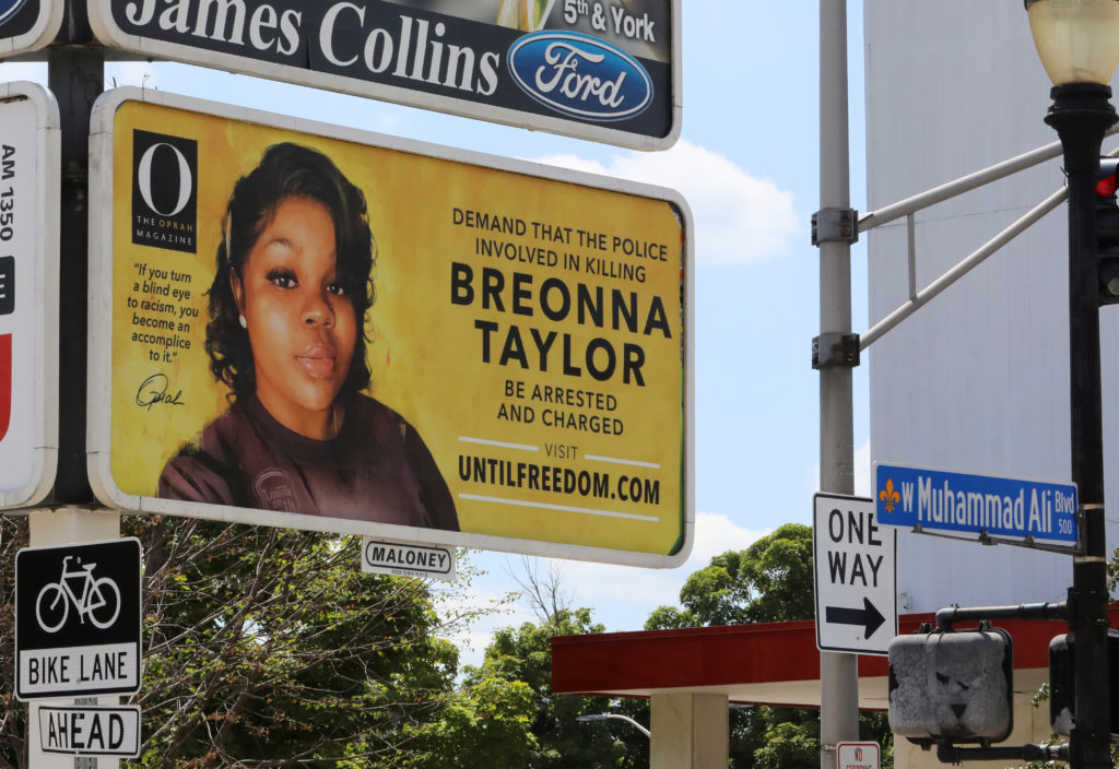 Oprah Winfrey Demanding Justice For Breonna Taylor With Billboards Pbs Newshour