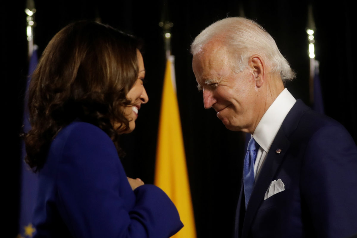 Michael Brown on What if Biden-Harris Win?
