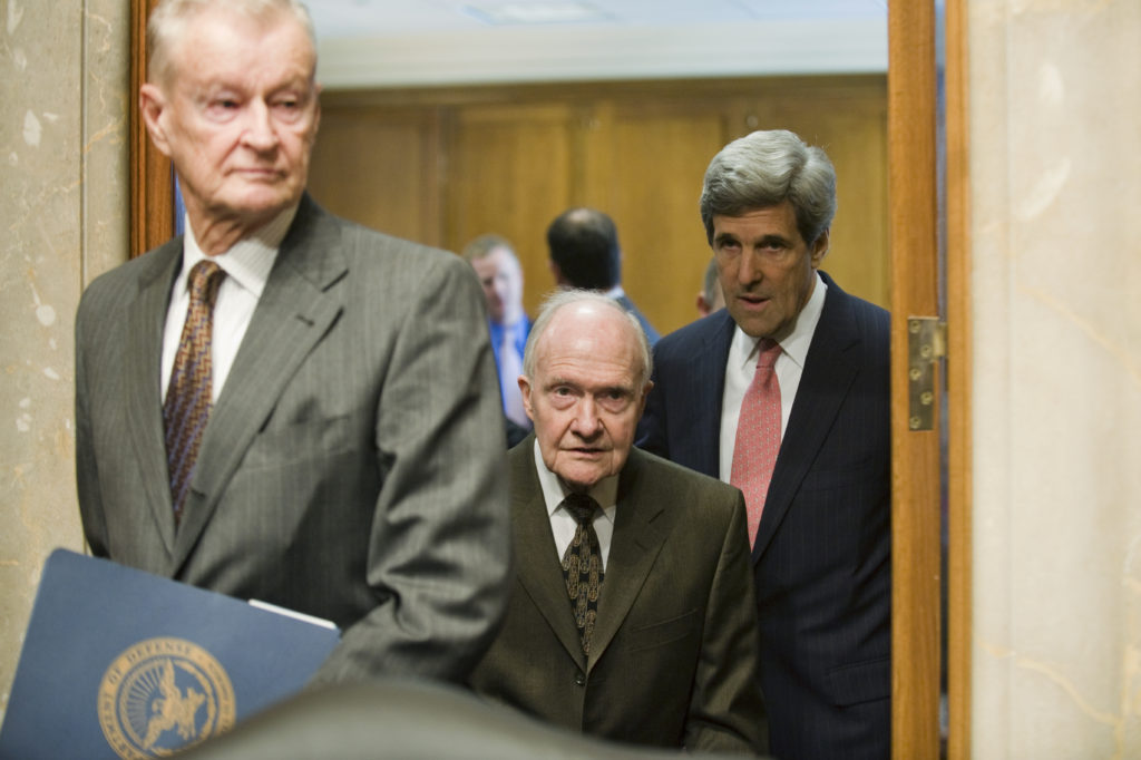 Former US NSA Brent Scowcroft passes away at 95