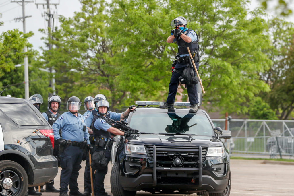 Minneapolis officials grapple with question of police reform — or replacement