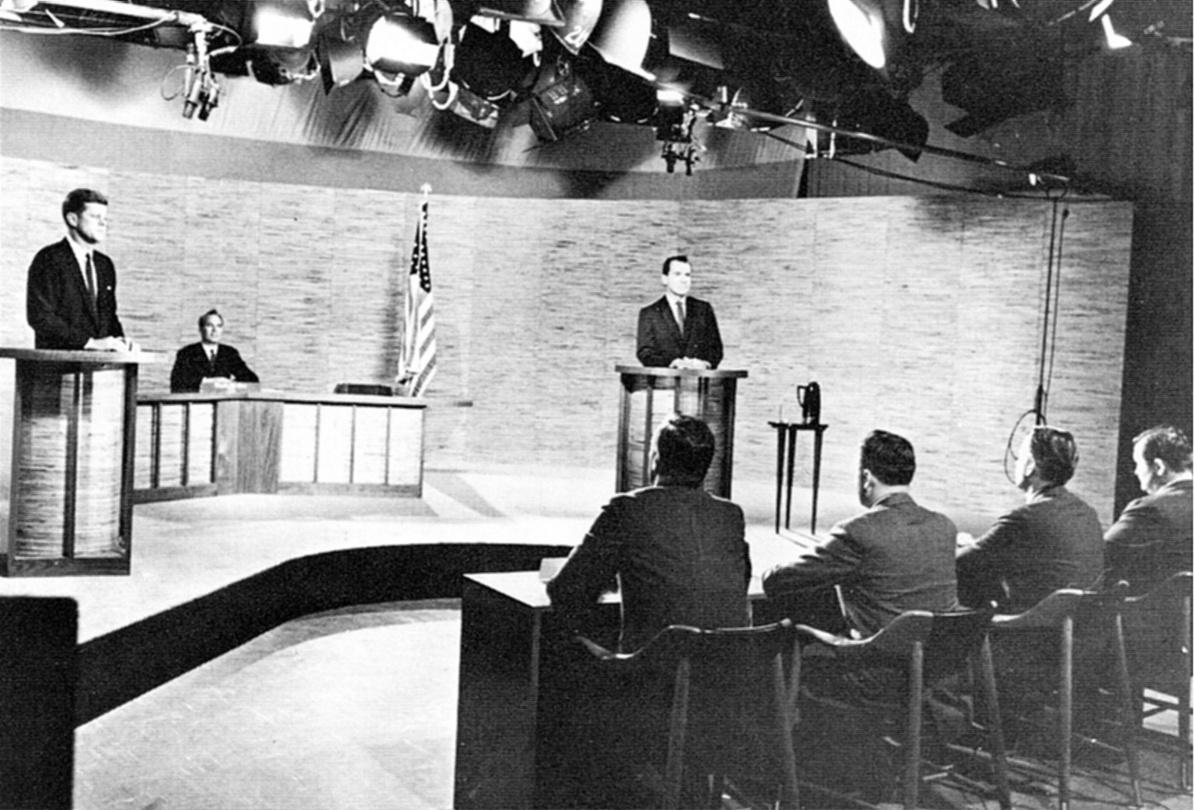 Kennedy vs. Nixon: The second 1960 presidential debate